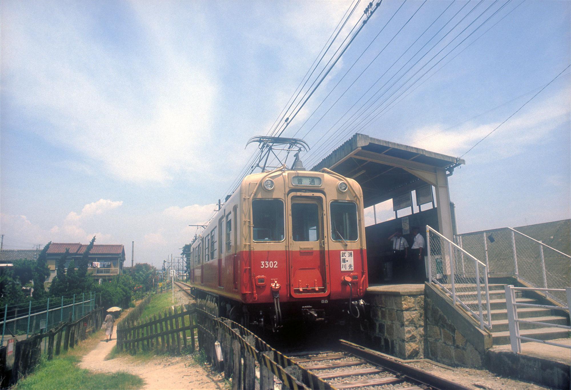阪神沿線風景