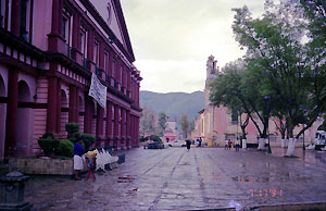 サン・クリストバル・デ・ラス・カサス−メキシコ