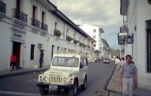 ポパヤン−コロンビア