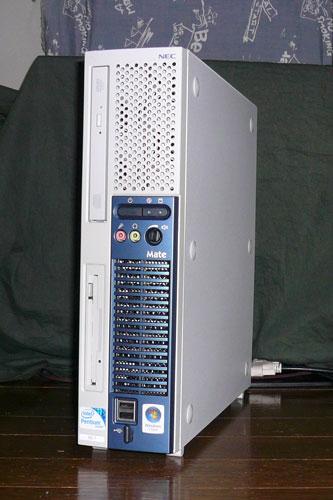 スリムタワー型 タイプME PC-MY26L ...